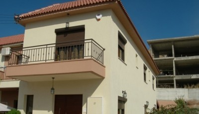 Beautiful and in perfect condition semi detached house in palodeia